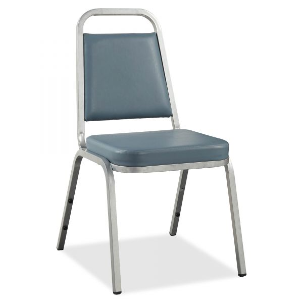 Lorell 8925 Vinyl Stacking Chairs