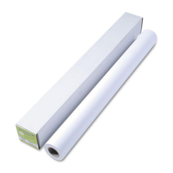 "HP Designjet Universal Heavyweight Paper, 6.1 mil, 36"" x 100 ft, White"