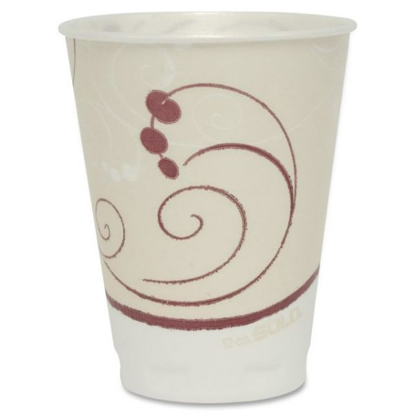 Solo Thin-Wall 12 oz Foam Cups
