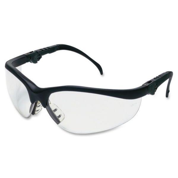 Crews Klondike Modern Style Clear Glasses