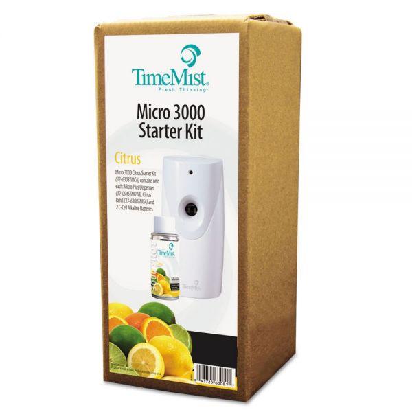 TimeMist 3000 Shot Micro Starter Kit