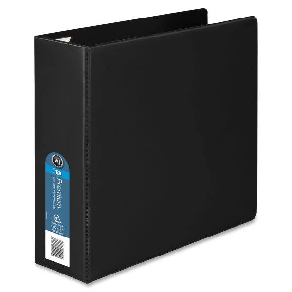 "Wilson Jones Locking 3"" 3-Ring Binder"