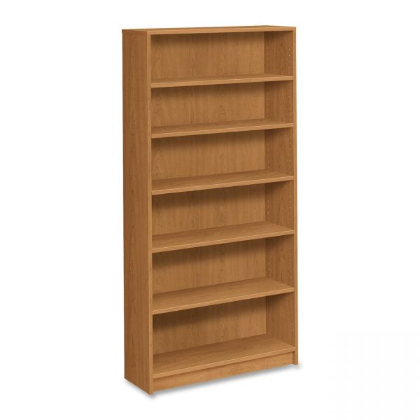 HON 1870 Series 6-Shelf Bookcase