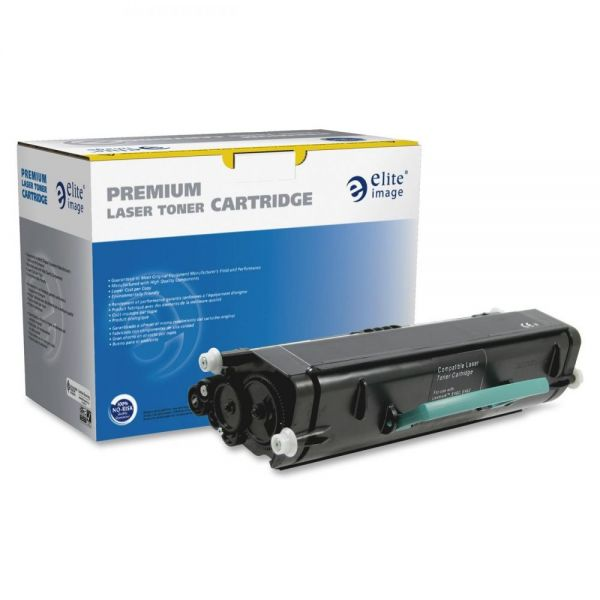 Elite Image Remanufactured Lexmark E46X11A Toner Cartridge