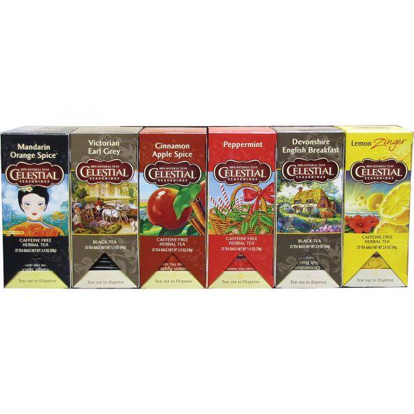Celestial Seasonings Hain-Celestial Assorted Teas