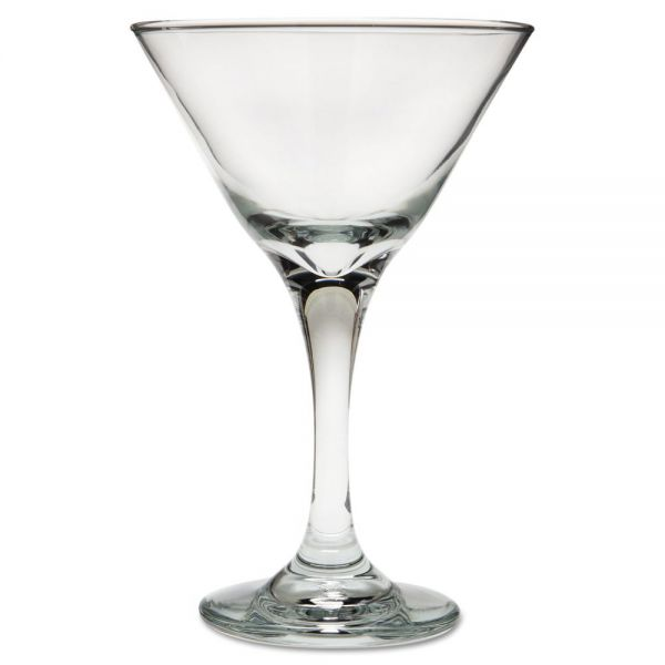 Libbey Embassy 7.5 oz Martini Glasses