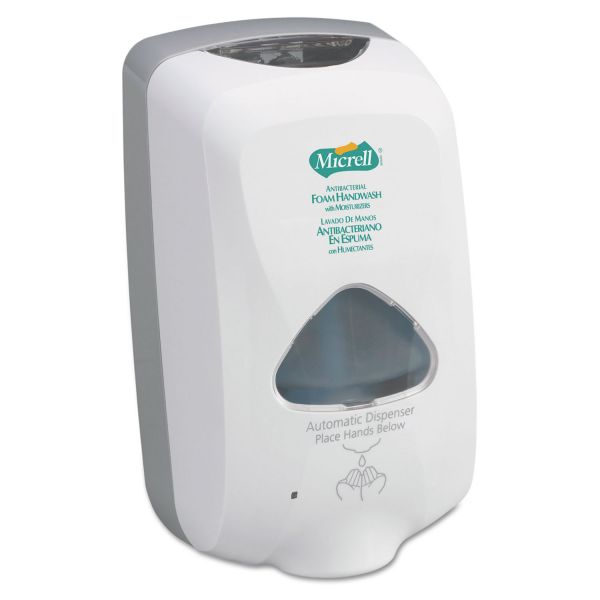 Micrell Touch-Free Hand Soap Dispenser