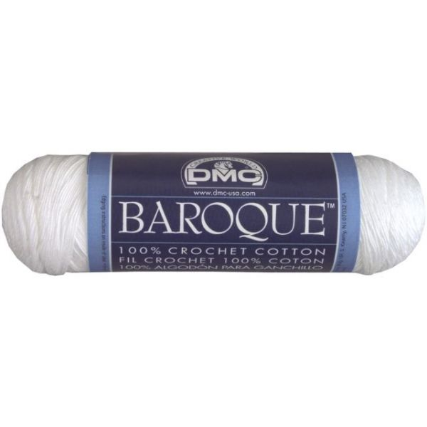Baroque Crochet Cotton