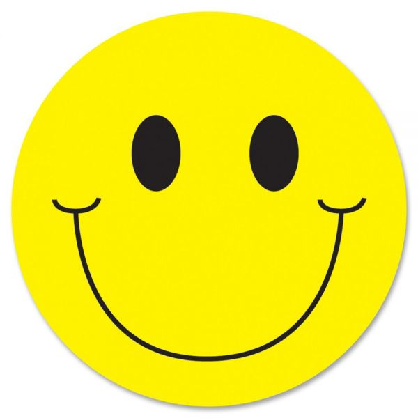 Ashley Smile Face Magnetic Whiteboard Eraser