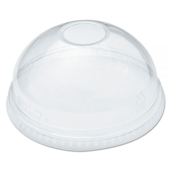 SOLO Cup Company Cold Cup Dome Lids