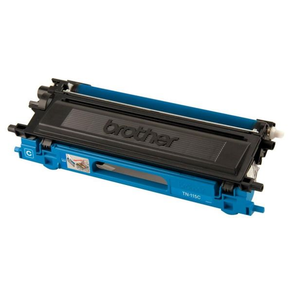 Brother TN115C High Yield Toner Cartridge