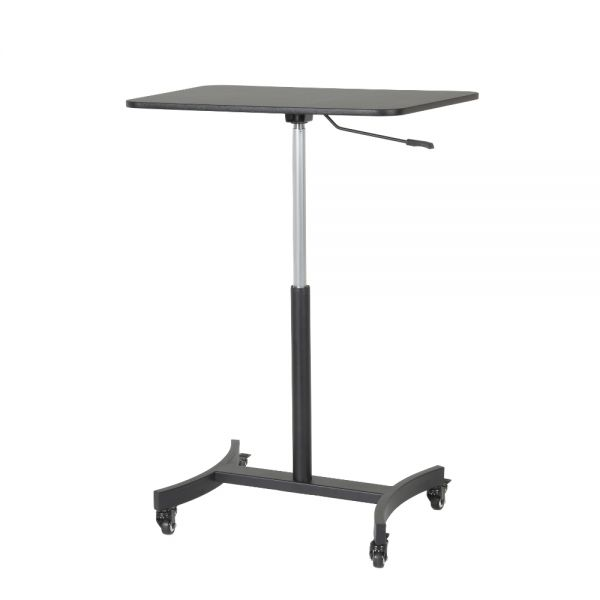Victor DC500 High Rise Mobile Adjustable Standing Desk