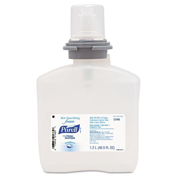 Purell Instant Nourishing Foam Hand Sanitizer Refills