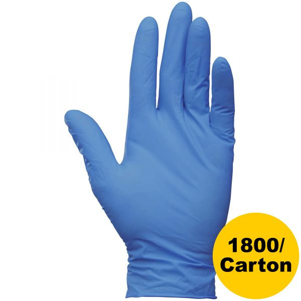 Kleenguard Powder-free G10 Nitrile Gloves