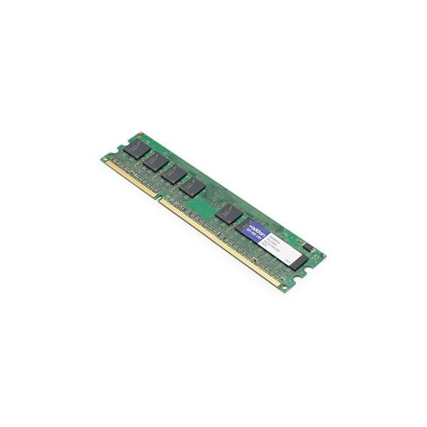 AddOn HP VH638AT Compatible 4GB DDR3-1333MHz Unbuffered Dual Rank 1.5V 240-pin CL9 UDIMM
