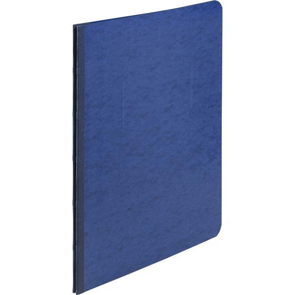 Acco Dark Blue Pressboard Report Cover