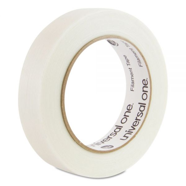 Universal Premium-Grade Filament Tape with Hot-Melt Adhesive
