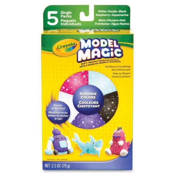 Model Magic Shimmer Modeling Material