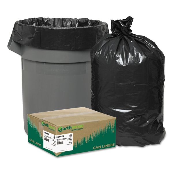Earthsense Commercial 33 Gallon Trash Bags