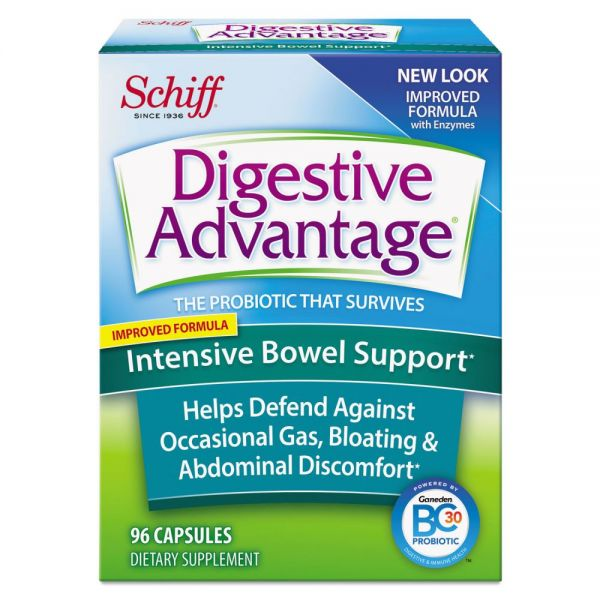 Digestive Advantage Probiotic Intensive Bowel Support Capsules