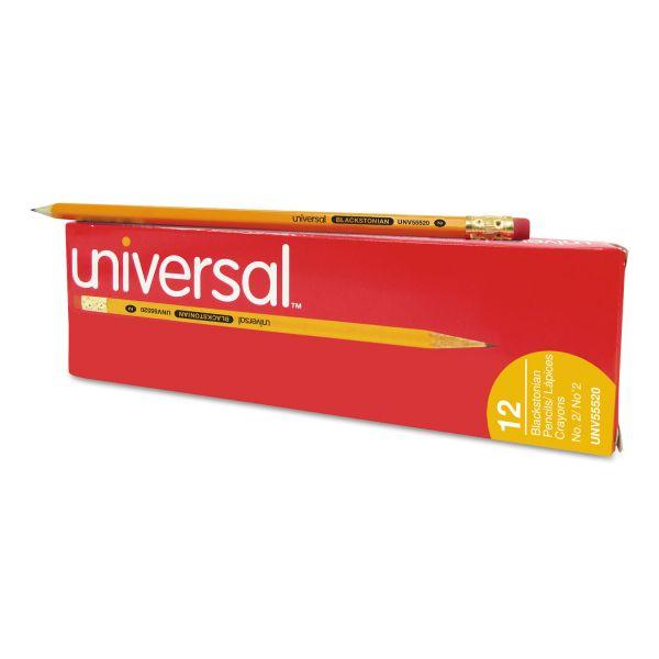 Universal One #2 Wood Pencils