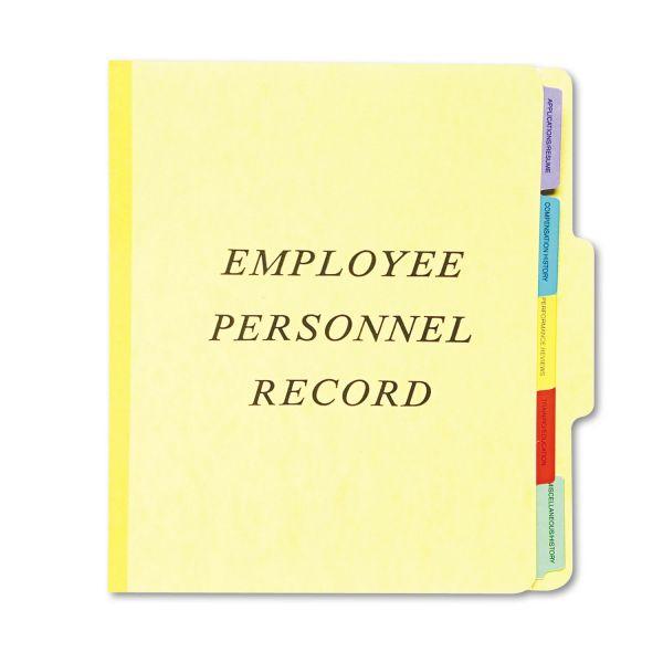 Pendaflex Employee/Personnel Folders