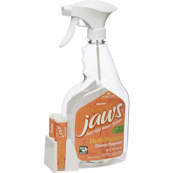 SKILCRAFT JAWS Multipurp Cleaner/Degreaser Kit