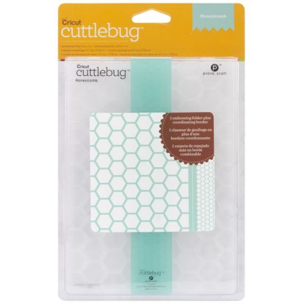 "Cuttlebug 5""X7"" Embossing Folder/Border Set"