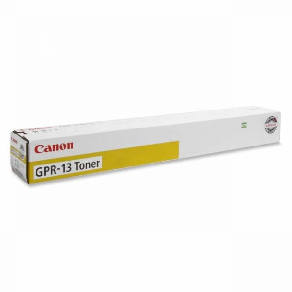 Canon GPR-13 Yellow Toner Cartridge (8643A003AA)