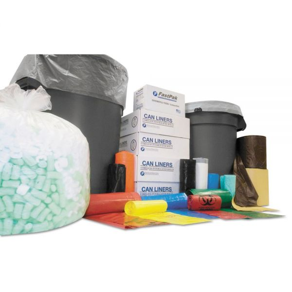 Inteplast Group Institutional Low-Density Can Liners, 20-30 gal, 1.3 mil, 30 x 36, Red, 200/CT