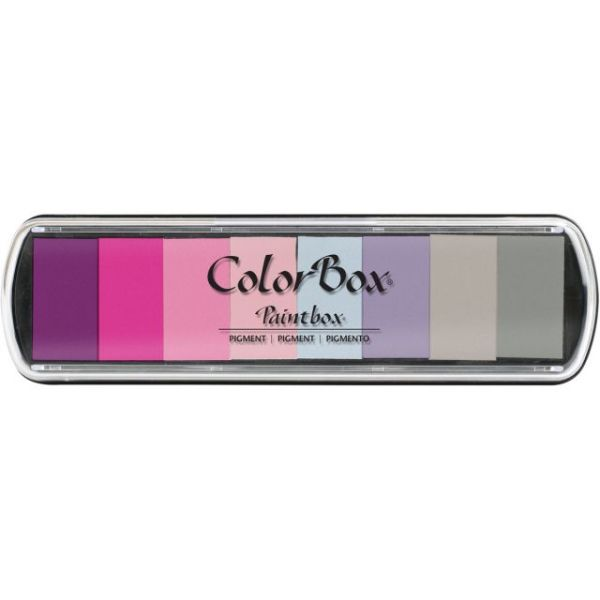 ColorBox Pigment Paintbox Option Pad 8 Colors