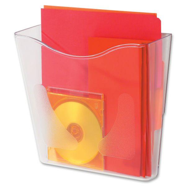 Deflect-o Docupocket Vertical Wall File Pocket