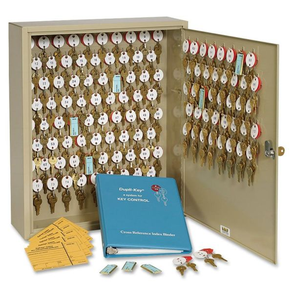 Steelmaster Two-Tag Cabinet - 120 Keys