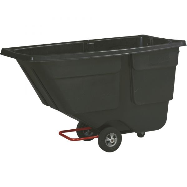 Rubbermaid Commercial One Cubic Yard Service Tilt Truck
