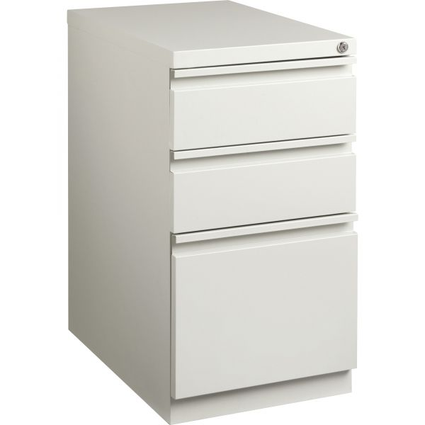 Lorell 3-Drawer Mobile File Cabinet