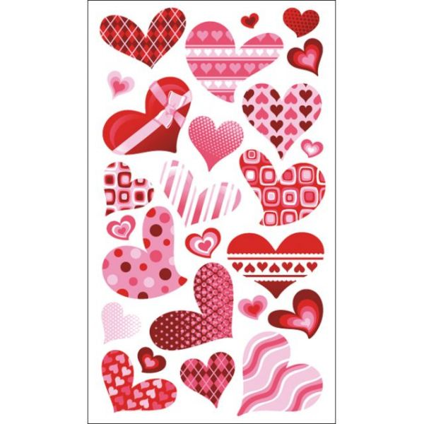 Sticko Valentine's Day Stickers