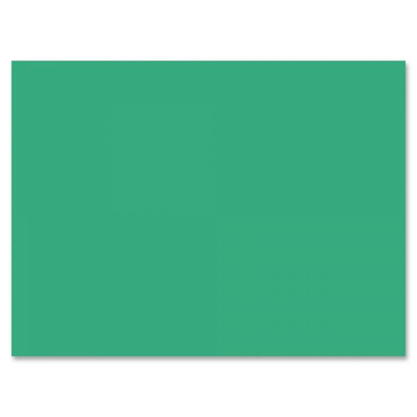 Peacock Sulphite Green Construction Paper
