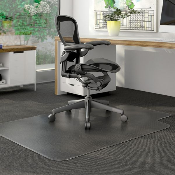 Deflect-o DuraMat Low Pile Chair Mat