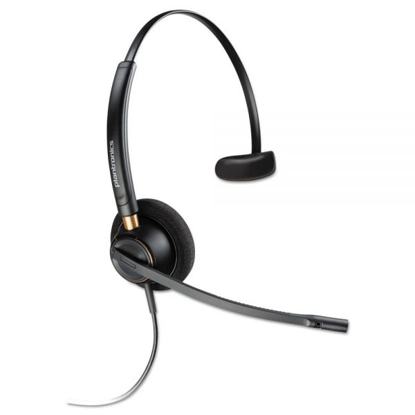 Plantronics EncorePro 510 Monaural Over-the-Head Headset