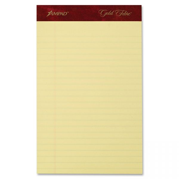 Ampad Gold Fibre Junior Legal Pads