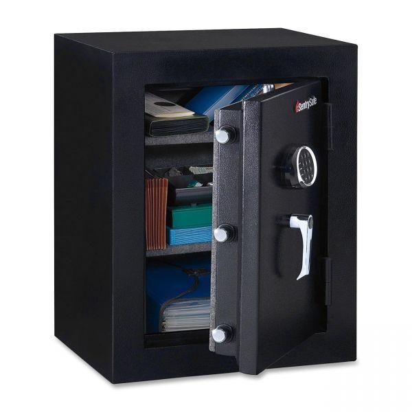 Sentry Safe Executive Fire-Safe, 3.4 ft3, 21 3/4w x 19d x 27 3/4h, Black