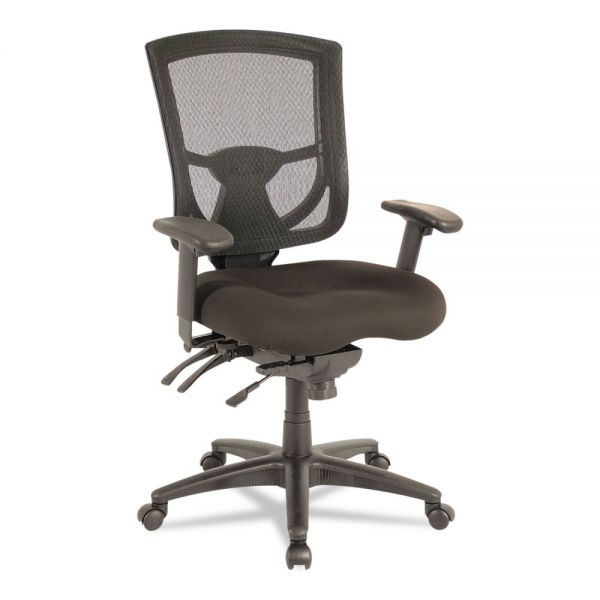 Alera EX Series Mesh Multifunction Mid-Back Office Chair