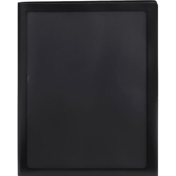Smead Frame View Poly Two-Pocket Folder