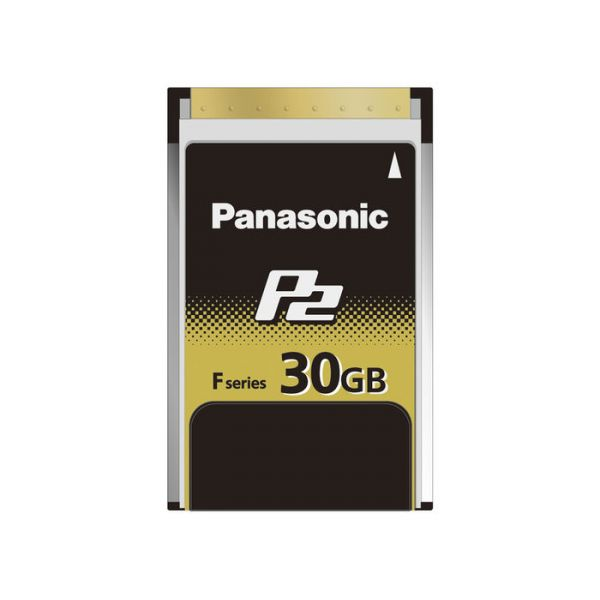 Panasonic 30 GB P2 Card