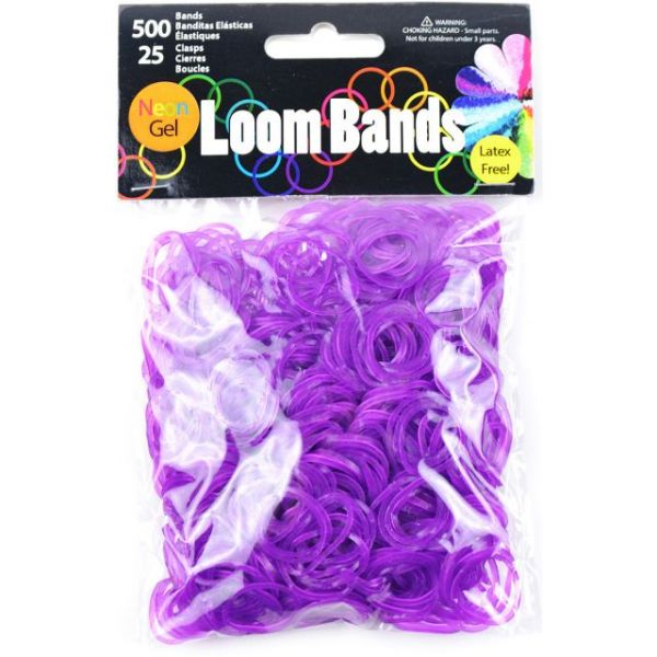 Gel Loom Bands Value Pack