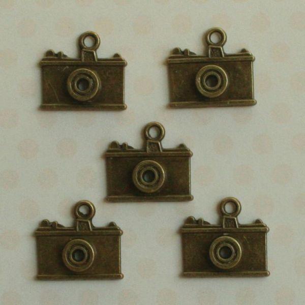Vintage Metal Findings 6/Pkg