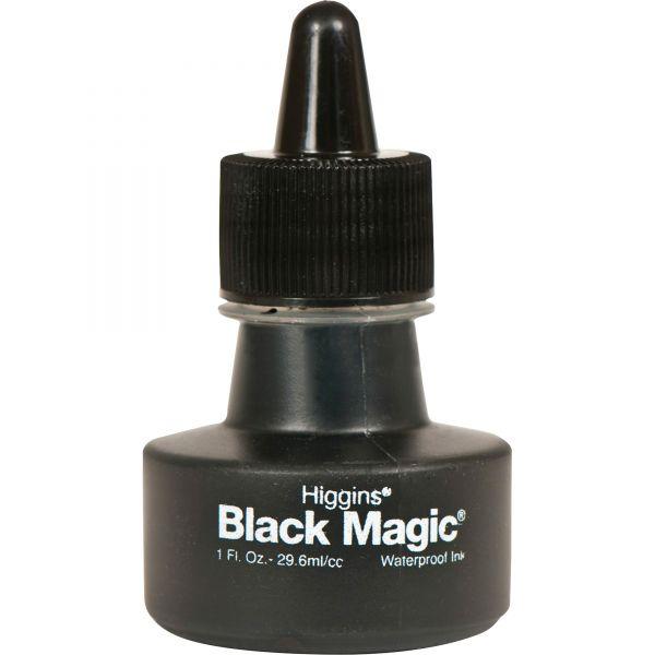Sanford Black Magic Waterproof Drawing Ink