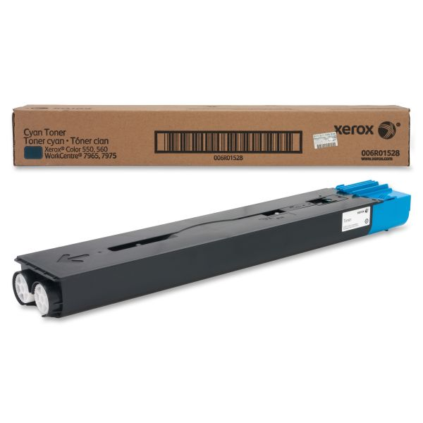 Xerox 006R01528 Cyan Toner Cartridge