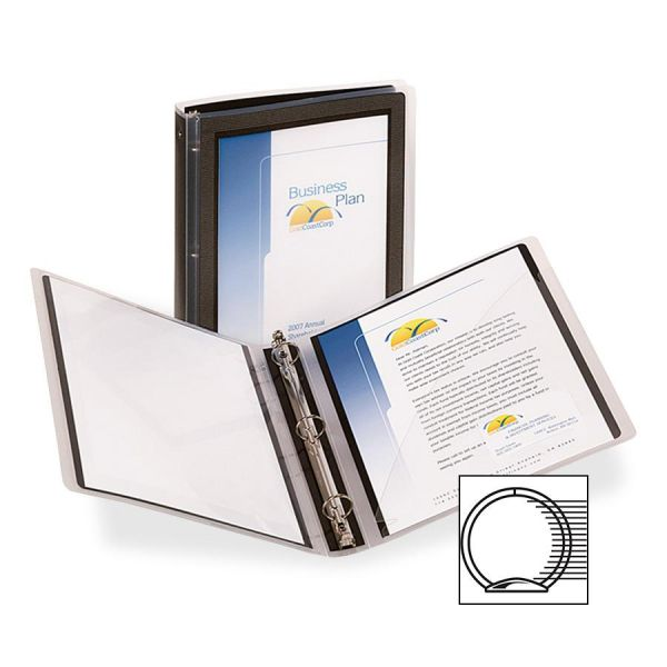 "Avery Flexi-View 1"" 3-Ring View Binder"