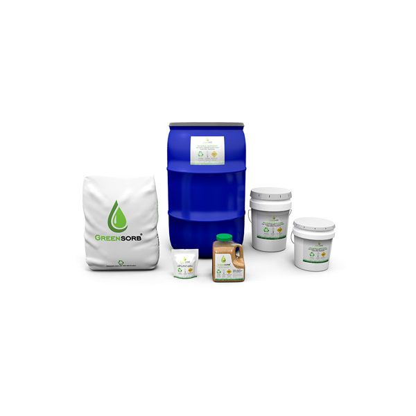 GreenSorb Eco-Friendly Sorbent